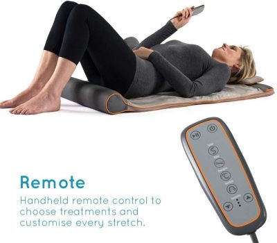 STRETCH - Yoga Mat with Adjustable Back Body Stretching- Remote Control