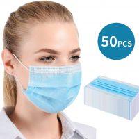 Face Mask for coronavirus. 50 pieces