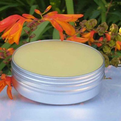 Calendula Cream   Healing Salve & Natural Lip Balm Organic