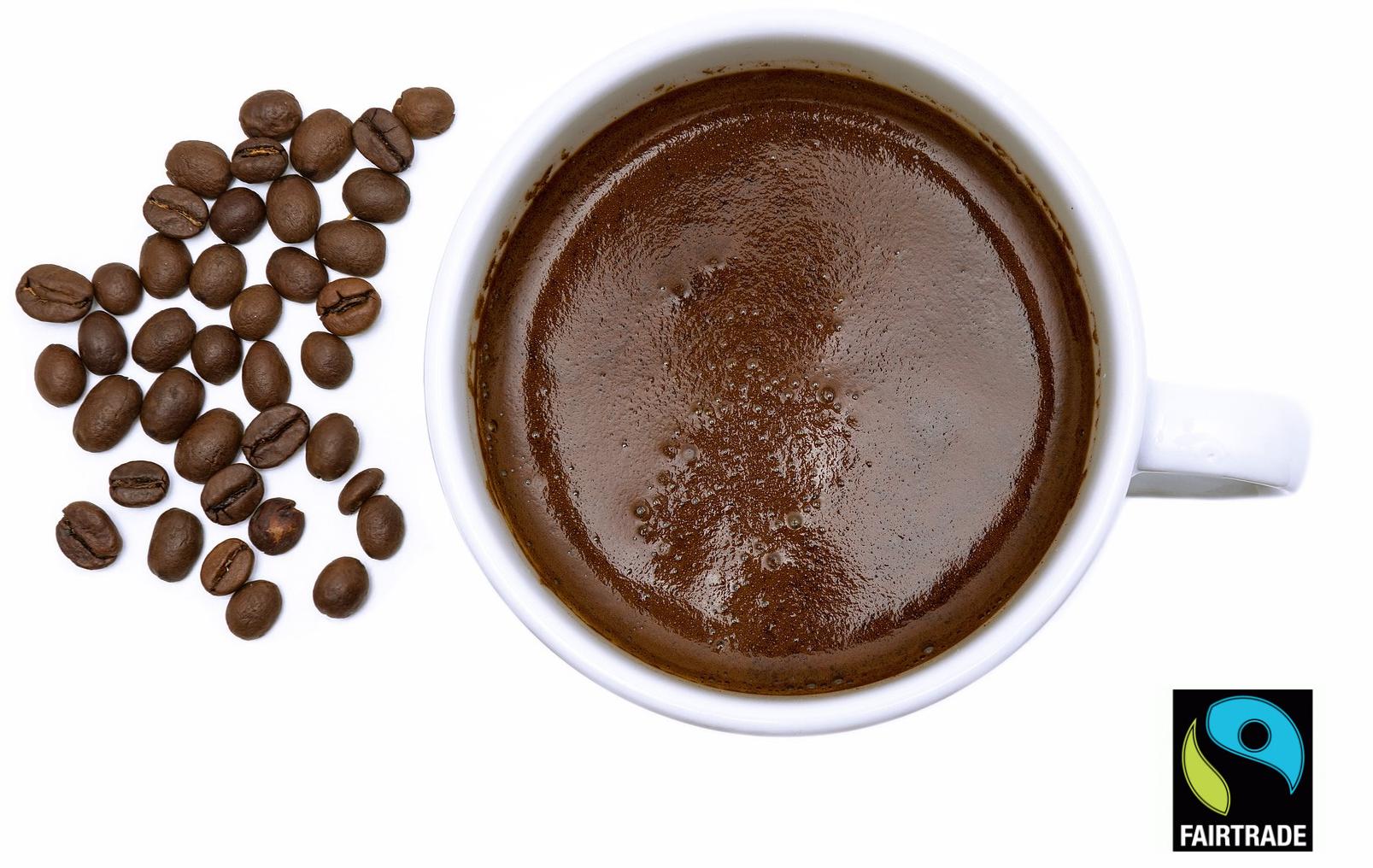 Organic coffee Fair Trade Ethically Sourced